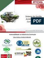 ISO 14001 e suas aplicações em Construção