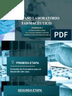 Caso Laboratorio Farmaceutico-Evidencia 3
