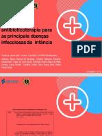 Luana Kamila Catilho  Rodrigues et al. Guia de antibioticoterapia para as principais doeçcas...