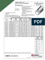 Tuberia Aluminio Rec Pvc