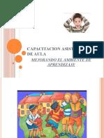 CAPACITACION ASISTENTES DE AULA