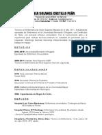 CV Andrea Castillo P.