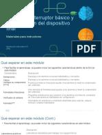 ITN Module 2 Español