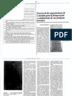 Zea, G. (1989). Proceso de las negociaciones de Colombia para la demarcación y señalamiento de sus fronteras terrestres.