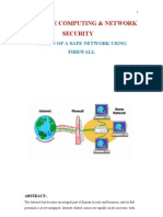 Mobile Computing & Network Security