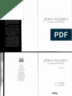 Jorn Rusen e o Ensino Da Historia[4]