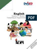 English 10 q3 Module 1