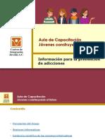 Mes6_Información para la prevención de adicciones