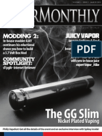VaperMonthly | Volume 1| Issue 2 - March 2011
