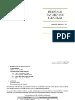 Diseño de Pavimentos Flexibles Según El Método Aashto 93