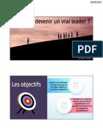 Support de Cours- Leadership