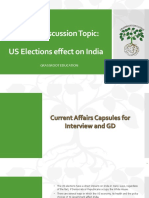 Current Affairs_US Elections