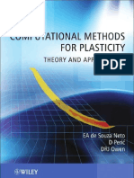 Computational Methods for Platicity-Souza