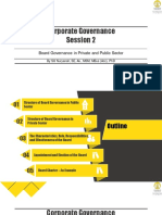 Session 2_Board Governance in Private and Public Sector_PPT part 1