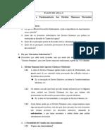 Plano de Aula 3, Histórico e Fundamentação dos Direitos Humanos - Discussões Embrionárias de Direitos Humanos no Período Pré-Moderno