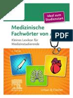 Medizinische Fachwörter von A-Z  Kleines Lexikon für Medizinstudierende by Elsevier GmbH (editor) (z-lib.org)