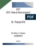06 - IPv6