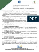 Evaluare m2 Online