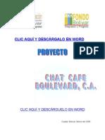 Proyecto Productivo de Ciber