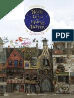 7ª Noite Dos Livros Do Harry Potter atividades