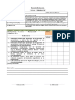 Pauta de Evaluación guias y trabajos 2020