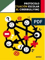 59363438 Protocolo de Actuacion Escolar Ante El Ciberbullyng