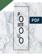Portfolio IUAV