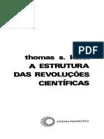 Thomas Kuhn - A Estrutura das Revoluções Científicas - Cap 8 e 9
