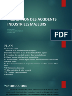 Prevention Des Accidents Industriels Majeurs
