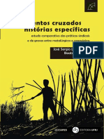 Movimentos Cruzados, Historias Especificas, Greves Dos Metalurgicos e Canavieiros - Beatriz Heredia e José Sergio Leite Lopes