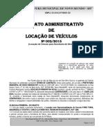 Contrato 009-2015 - Locação de Camionete - EDER (3)