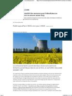 En France, la totalité des mesures post-Fukushima ne seront pas mises en œuvre avant 2035