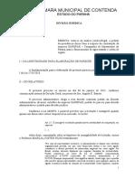 PARECER 002-2021 contratação serviços sanepar