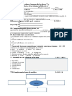 test_de_evaluare_in_clasa_a_v