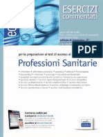 Esercizi Commentati - Professioni Sanitarie VII Ediz