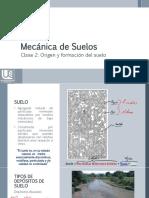 2021-02-09 - Clase2 Mecánica de Suelos