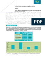 1. Fundamentos de Estadística descriptiva ; 1.3.  Gráficos estadísticos