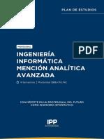 Ing. Informatica Mencion Analitica Avanzada