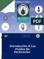 Webinar Introduccion a Los Fluidos de Perforacion 06 03 2021