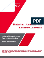 Manual analisis del entorno laboral 2