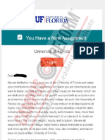 University of Florida Diversity Training