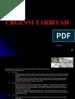 URGENSI TARBIYAH