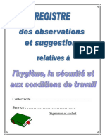 Registre-Observations