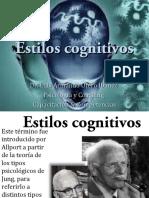estilos cognitivos