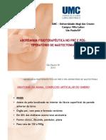 Aula- Abordagem fisioterapêutica no câncer de mama