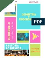 Cuadernillo Geometría y Trginometría