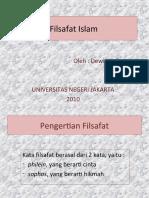ppt Filsafat Islam