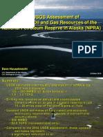 AK Oil-Gas Reserves Assessement - 2010 - USGS