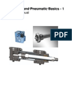 Hydraulic and Pneumatic Basics - 1