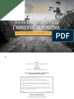 Atlas Socioeconomico e Ambiental Do Esta